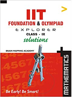 Buy Foundation IIT - JEE for Class 9th & 10th Book Online at