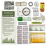 Lifeline 26-Piece Ultralight Survival Kit