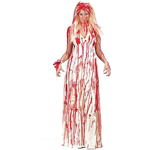 07d1cf2a1d9 Adult Prom Nightmare 80s Horror Film Costume