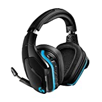 Deals on Logitech G935 Wireless 7.1 Surround Sound Gaming Headset