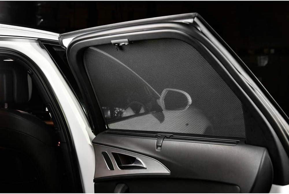ClimAir POR-CAYE-5-B Set de Car Shades Porsche Cayenne 2011-2017 Noir