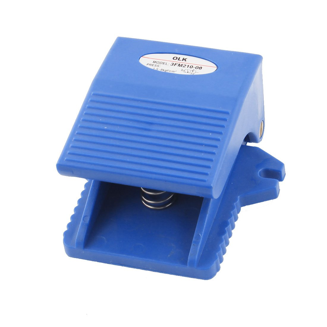 3 Way 2 Position Antislip Pedal Momentary Pneumatic Foot Valve Switch