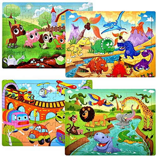 Puzzles for Kids Ages