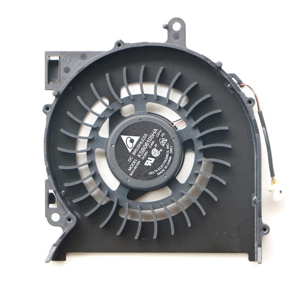 Cooler BA31-00135A para Samsung NP660Z5E NP670Z5E NP680Z5E NP770Z5E NP780Z5E NP870Z5E NP880Z5E Fan