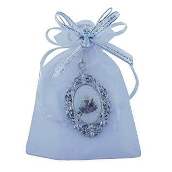 Amazon.com: First communion Metal keychain Party Favor (12 ...