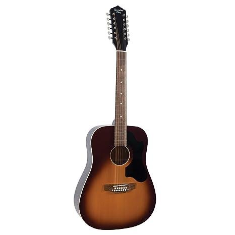 Recording King RDS-9-12-TS Series 9 Guitarra de 12 cuerdas: Amazon ...