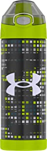 Under Armour Protege 16oz Vacuum Insulated Stainless Steel, Broken Grid Hydration Bottle