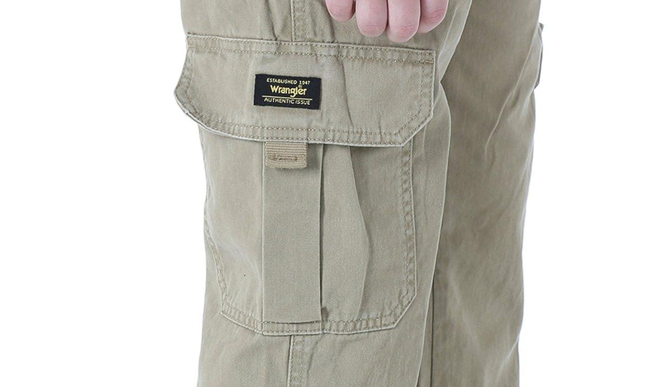2c6113916 Amazon.com: Wrangler Boys Camo Cargo Pants Classic Twill: Clothing