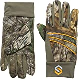 ScentLok Savanna Lightweight Shooters Glove, Realtree Xtra Camouflage, X-Large