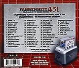 Fahrenheit 451 / The Twilight Zone: Walking Distance: The Complete Bernard Hermann Motion Picture Score
