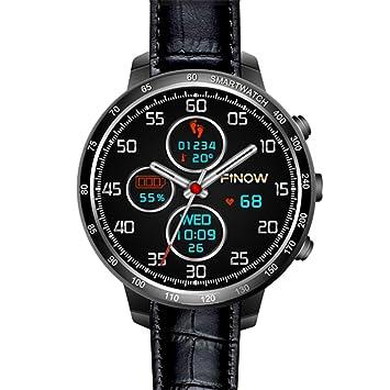 FANZIFAN Reloj Inteligente Nuevos Dispositivos portátiles Smart ...