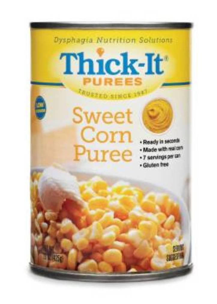 THICK-IT PUREES Flavor Sweet Corn Precision Foods H304