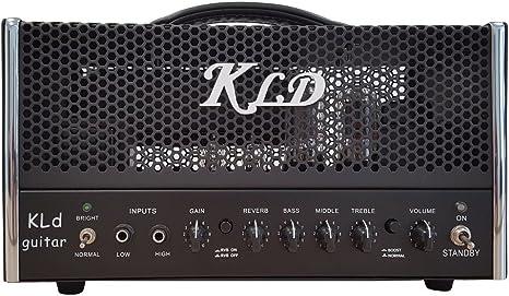 KLD Pilot 15H cabecero amplificador para guitarra 15 W: Amazon.es ...