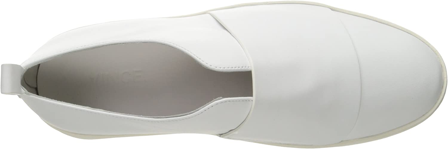 Vince Womens Wallace Leather Fashion Sneaker