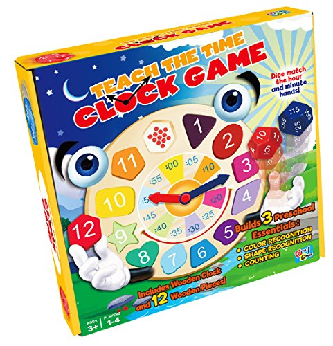 Teach the Time Clock Game by Getta1Games