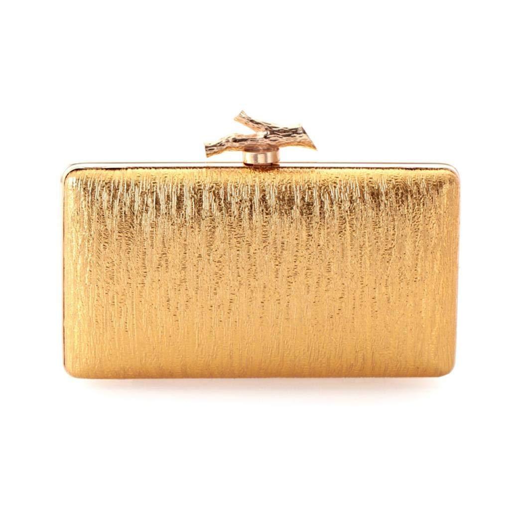 Onorner Elegant Designer Evening Clutch Purse for Women Sparkling Leather Handbag Purse