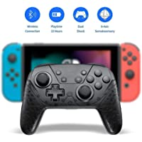TONSUM Switch Pro Controller Wireless Remote Gamepad