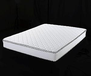 Home Life Pillow Top Harmony Sleep 8-Inch Pocket Spring Luxury Mattress Green Foam Certified, King