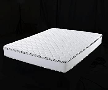 Home Life Pillow Top Harmony Sleep 8-Inch Pocket Spring Luxury Mattress