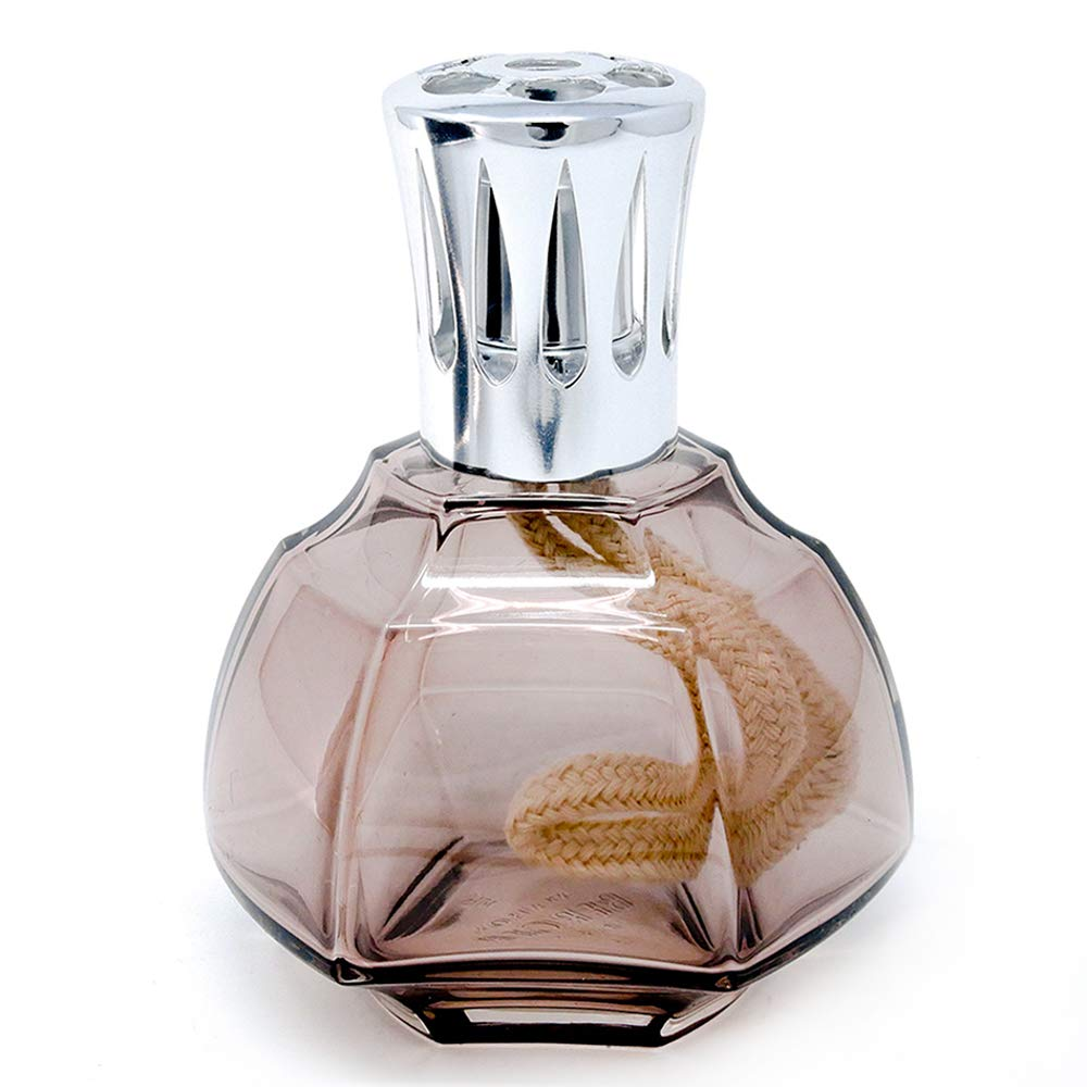 MAISON BERGER - Lampe Berger Model Haussmann - Rosewood - 8.6x6.5x5.2 inches - Rosewood Glass - Home Fragrance Diffuser by MAISON BERGER