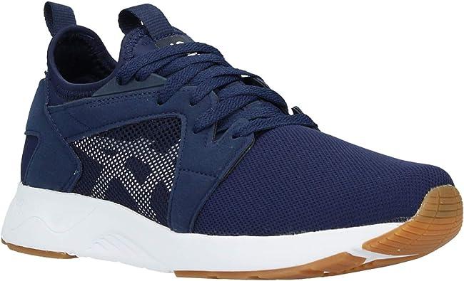 Asics Hombres Peacoat Azul Marino Gel-Lyte V RB Zapatillas: Amazon.es: Zapatos y complementos