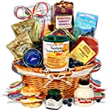 Valentine's Day Breakfast In Bed Gift Basket