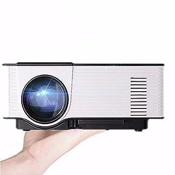 WiFi HD Vidéoprojecteur,ELEGIANT VS319 Vidéoprojecteur LED Andrews 4.4  système Bluetooth intelligente/Built-