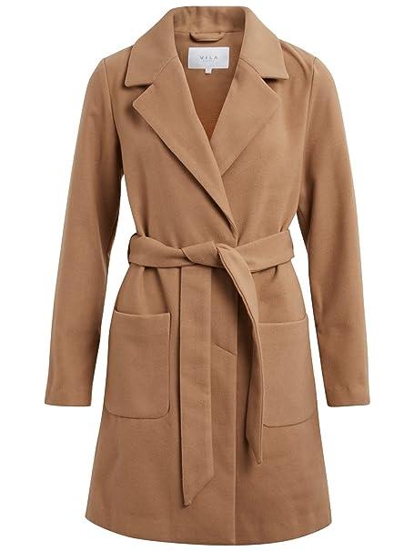Et X Manteau Vêtements Large Beige Vila Femme xF4wqY1F7
