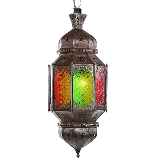Oriental lamp shade lubna 48 cm oriental arabian moroccan pendant oriental lamp shade lubna 48 cm oriental arabian moroccan pendant lamp glass lamp light aloadofball Images