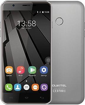 OUKITEL U7 Plus 4G LTE Smartphone 5.5 pulgadas HD Pantalla 1280 ...