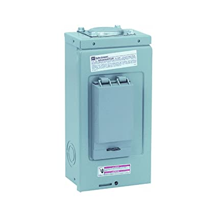 eaton corporation br50spa double pole br spa panel 50 amp circuit rh amazon com Well Pump Wiring Diagram Cutler Hammer Contactor Wiring Diagram