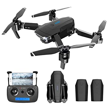 Mobiliarbus SG901 4K RC Drone with Camera Optical Flow Positioning ...