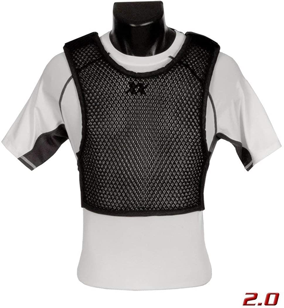 221B Tactical Men's Maxx-Dri 2.0 Body Armor Ventilation Police Vest