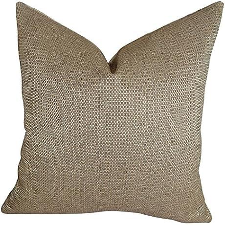 Plutus Mastria Handmade Throw Pillow Double Sided 20 X 20