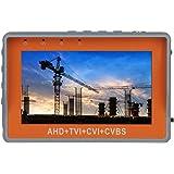 "Seesii 4in1 4.3"" 1080P LCD CVBS/AHD/TVI/CVI CCTV カメラテスター ディスプレイ モニタテスター UTPテスター 12V出力 ADSL機能 リストストラップ付属 ポータブル"