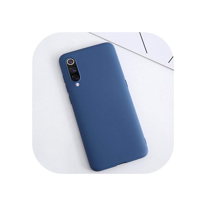 Amazon.com: Funda de silicona suave de lujo para Xiaomi Mi 9 ...
