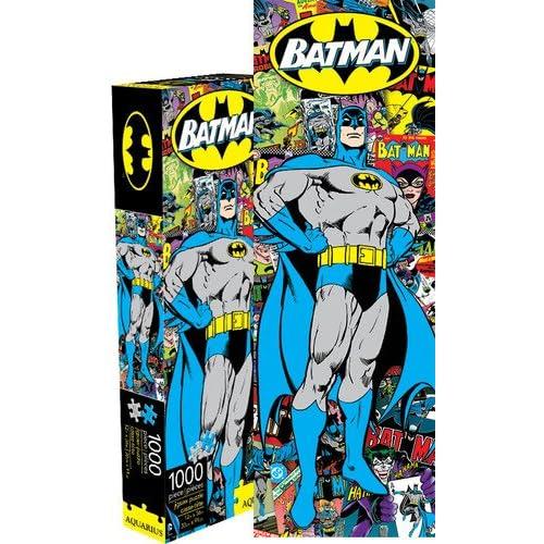 Cheap Aquarius Batman Retro Slim 1000 Piece Jigsaw Puzzle