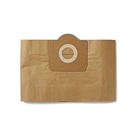 Maxorado - 10 bolsas de filtro para aspiradora Rowenta Bully ...