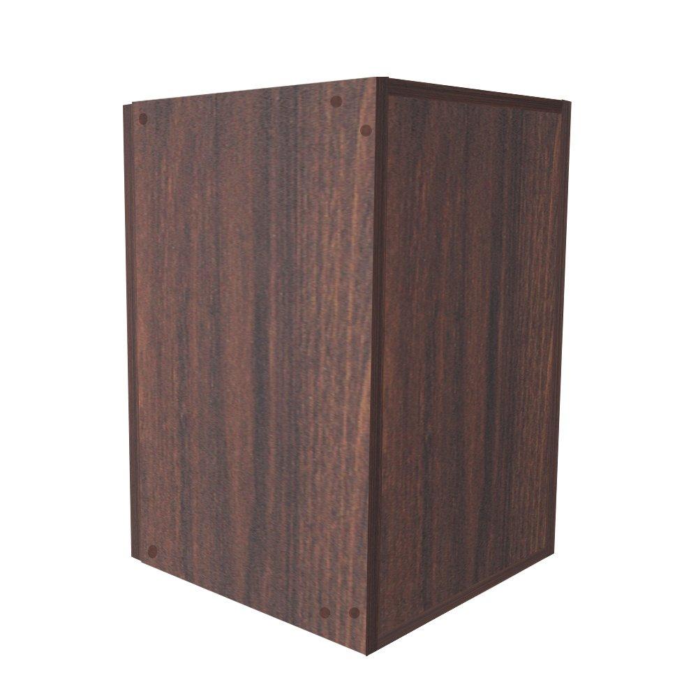 LifeSky LIF-CKC3002-2 Storage Cabinet, 16''x24'' Wall, Walnut by LifeSky (Image #6)