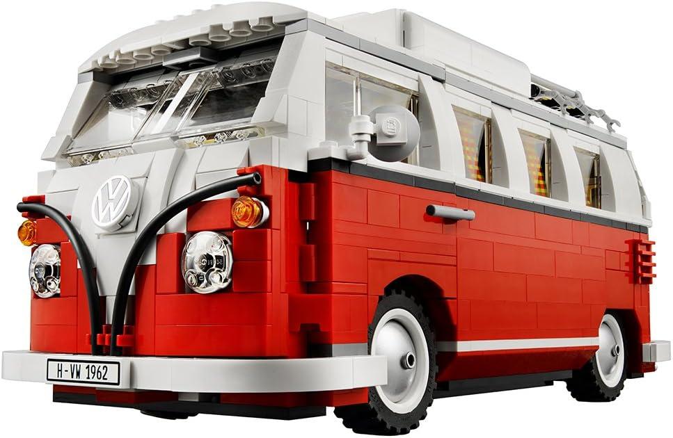 LEGO Creator Expert Volkswagen T1 Camper Van 10220 Construction Set (1334 Pieces)