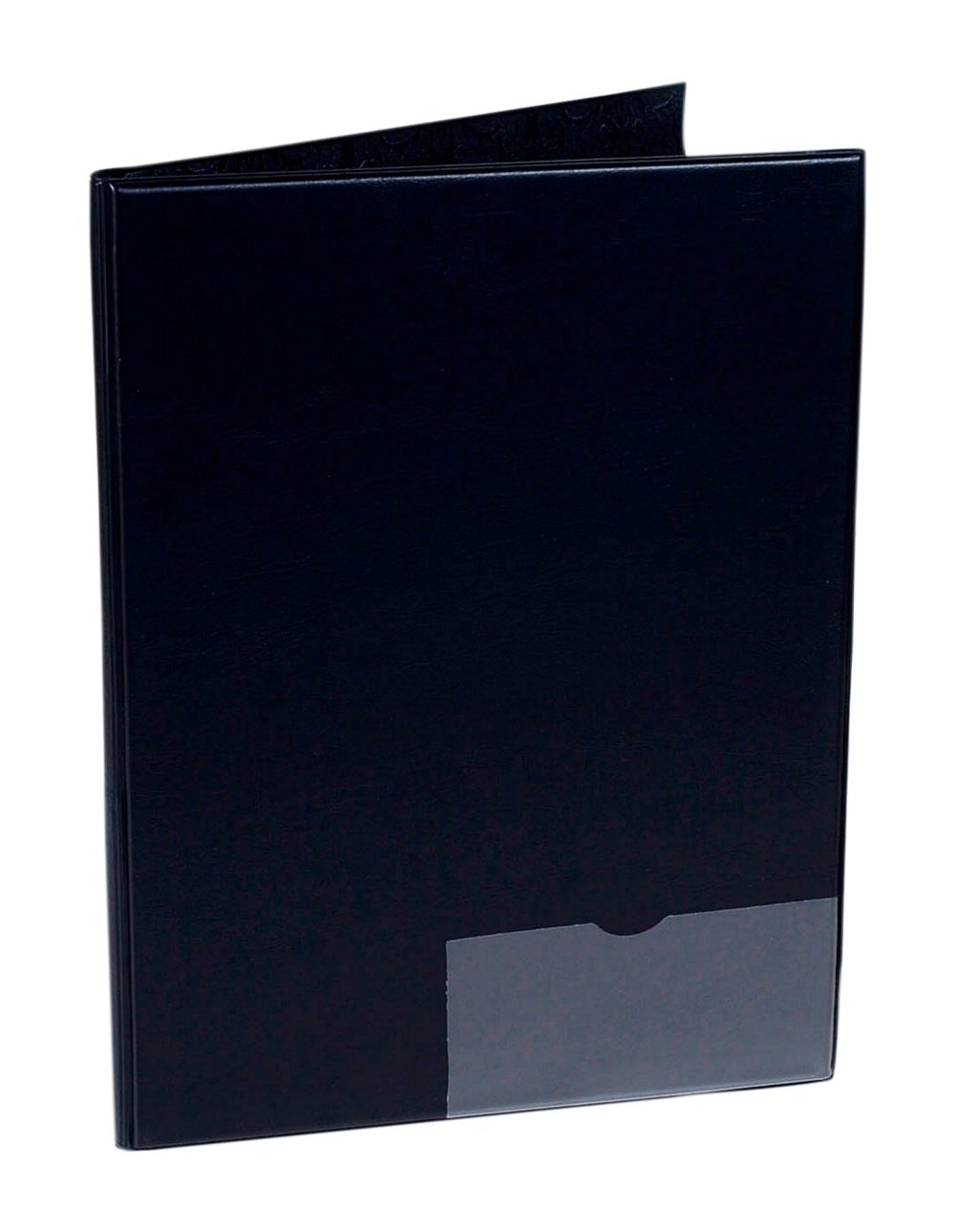 Marlo Plastics Band and Orchestra Concert Folder 10'' X 14'' - Black