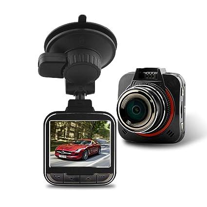 Xwly-Dr Coche Dash CAM Full HD 1080P Mini Cámara 2,0 Pulgadas LCD