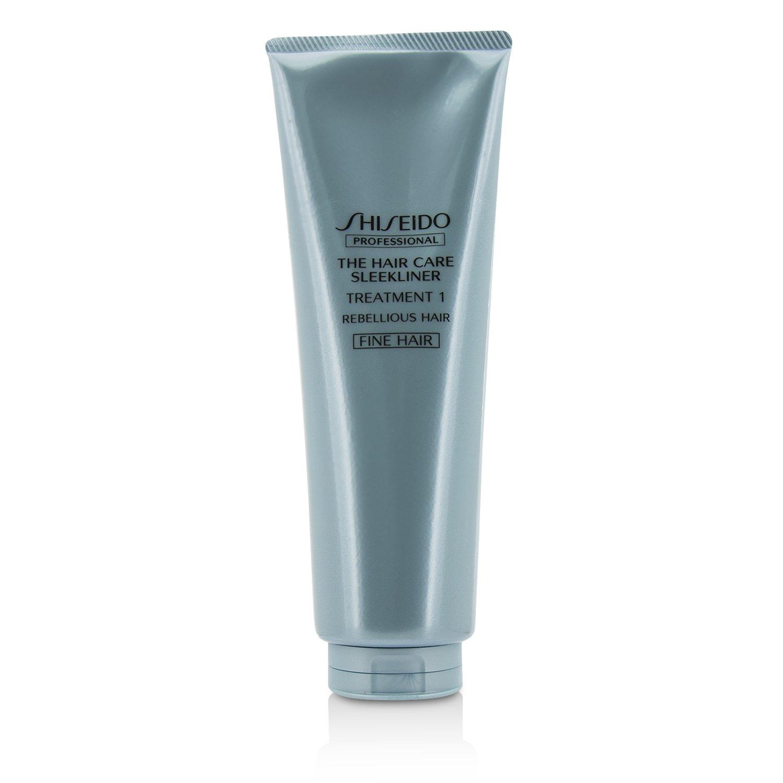 Shiseido The Hair Care Sleekliner No.1 Treatment, 8.5 Ounce