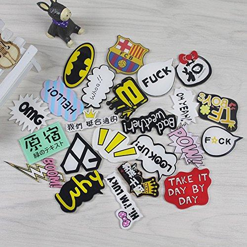 Barcelona team logo slogan badges pin brooch patch fridge magnet Acrylic