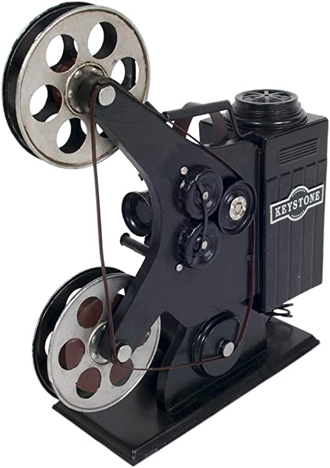 Old Modern Handicrafts 1930s Keystone Proyector de película de 8 ...