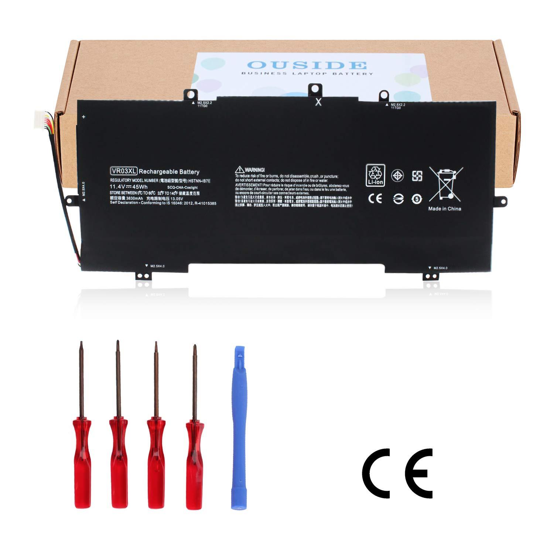Bateria Vr03xl 45wh Para Envy 13-d023tu 13-d024tu 13-d025tu 13-d046tu 13-d051tu 13-d056tu Pavilion 13-d 13-d000 13-d000n