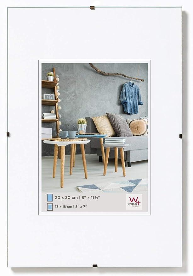 Bilderrahmen Antireflex 22 Farben ab 52x32 bis 52x42 cm Foto Poster Rahmen Neu