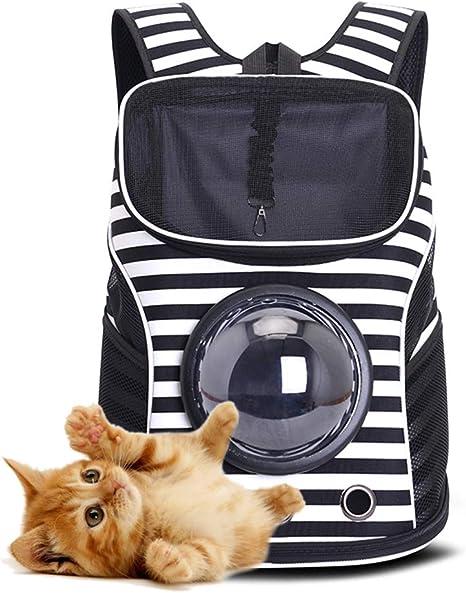 PETSUPPLY Bolsa De Transporte para Mascotas Perros Gatos ...