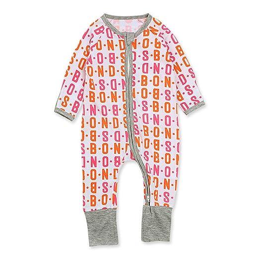 6e579f34682c Amazon.com  Kehen Newboen Baby Infant Boy Girl Spring Clothes Cotton ...