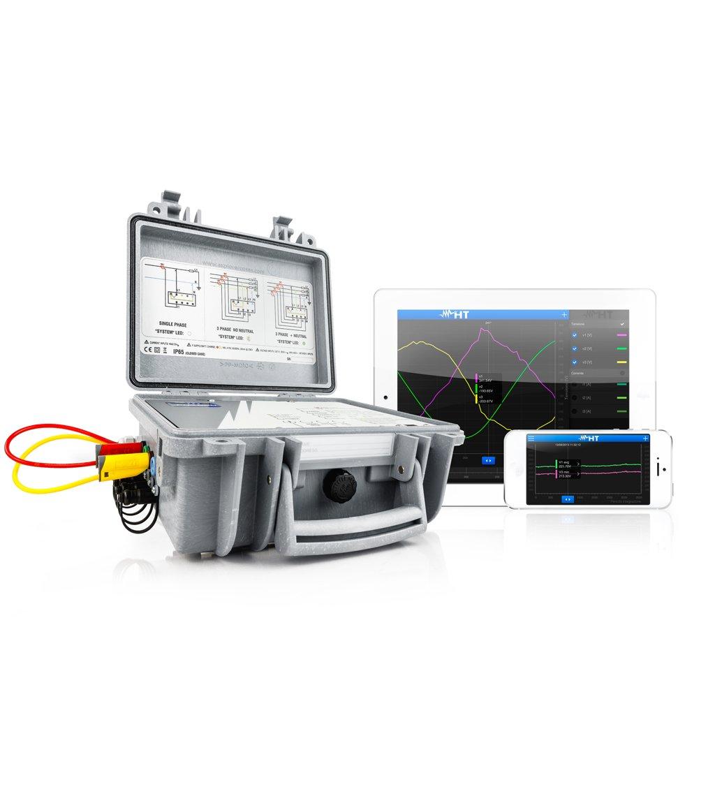 HT Instruments PQA820 Power Quality Analyzer